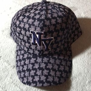 NWOT NY Blue Cap